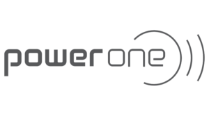 power one hearing aid battery logo